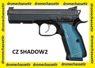 Pistolet semi automatique CZ Shadow 2