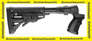 Crosse Tactical PLiante et retractable