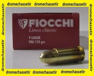 boite 50 cartouches Fiocchi