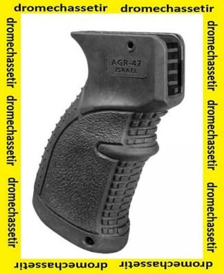 Poignée Pistolet Caoutchoutée Fab Defense