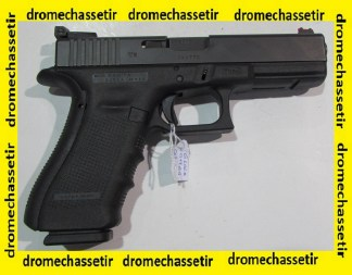 PISTOLET SEMI AUTOMATIQUE Glock 17 gen 4