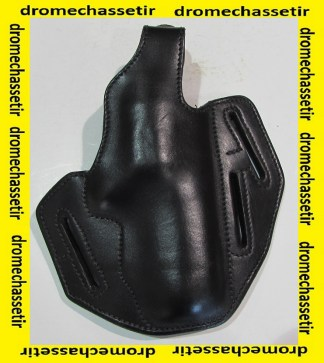 Holster Cuir droitier pour ruger SP101