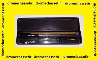 Kit de nettoyage pour armes longues calibre 12mm