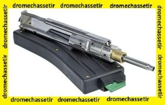 conversion CMMG pour AR15 en calibre 22lr avec 1 chargeur 25 cartouches