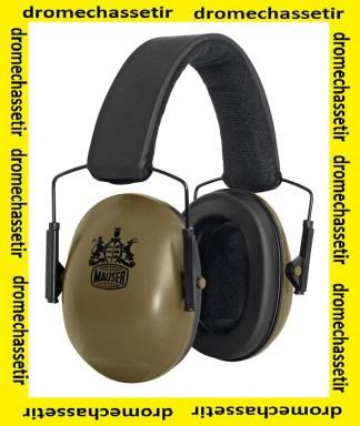 casque de protection auditif Mauser