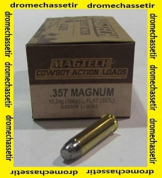 Boite 50cartouches Magtech Cowboy