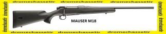 Carabine a Verrou Mauser M18