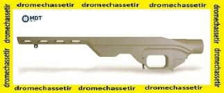 Chassis Aluminium MDT LSS pour carabine Tikka action courte