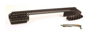 montage integral picatinny avec cartouchiere de culasse pour Remington 870 et 1100