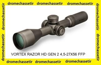 Lunette Vortex Razor HD Gen 2