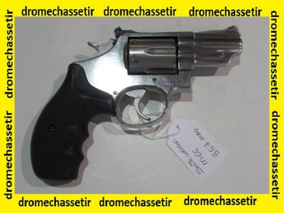 Revolver Inox Smith & Wesson