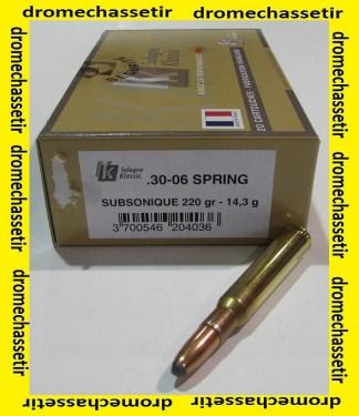 1 boite 20 cartouches de calibre 30-06