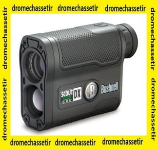 TELEMETRE LASER BUSHNELL SCOUT DX 1000 ARC