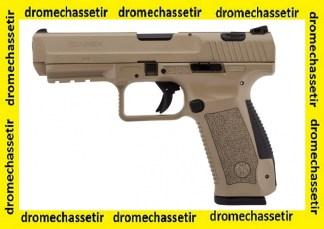 Pistolet semi automatique calibre 9x19