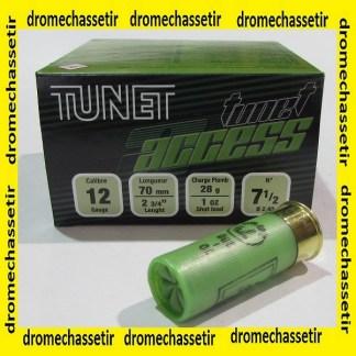 Boite 25 cartouches Tunet Access Trap