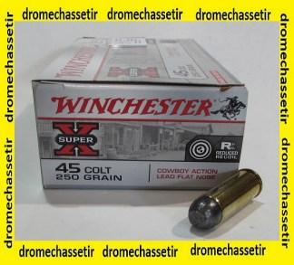 Boite de 50 Cartouches Winchester