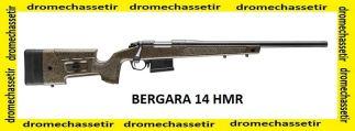Carabine a verrou Bergara 14 HMR