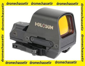 point rouge panoramique Holosun Reflex sights circle dot