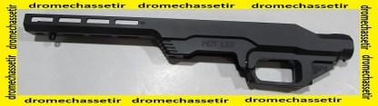 Chassis MDT LSS gen 2 pour tikka T3 action courte noir, 104133