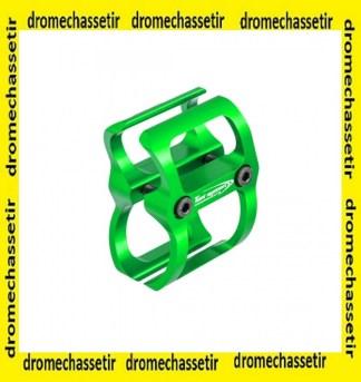 clamp pour rallonge magasin pour fusil, anodisé vert