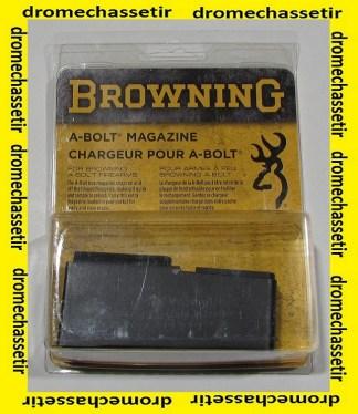 Chargeur acier pour browning Abolt 2 cal 270 winchester