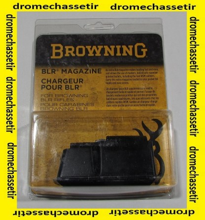 Chargeur acier pour browning BLR cal 308 winchester