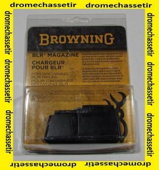 Chargeur acier pour browning BLR cal 300 winchester magnum