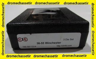Jeux d'outils CH4D de rechargement en calibre 38-55 Winchester