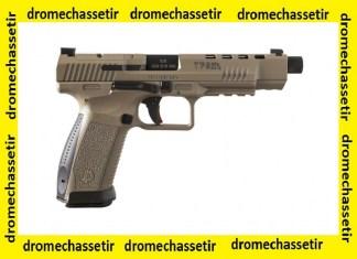 pistolet Canik TP-9 SFX METE FDE cal 9 Para avec malette et holster