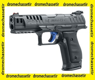 PISTOLET Q5 MATCH SF WALTHER CAL 9X19, 15 COUPS, 5 pouces