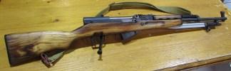Carabine SKS Simonov 45, cal 7,62x39, chargeur 10 coups super etat
