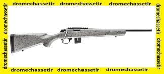 Carabine Bergara BMR acier cal 17 HMR canon lourd 51cm, fileté 1/2x28