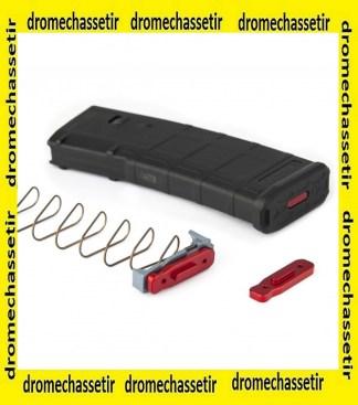 Limiteur de chargeur Magpul Pmag 1 cartouche rouge