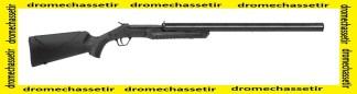 Fusil monocoup Rossi Montenegro, cal 410 magnum, crosse synthetique, canon silencieux