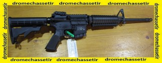 fusil d'assaut Smith & Wesson MP15 sport 2, cal 223, canon 16 pouces, chargeur 10 coups, etat neuf
