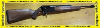 Carabine Browning Bar MK3 GOLD Hunter avec bande de battue, cal 30-06 avec mallette