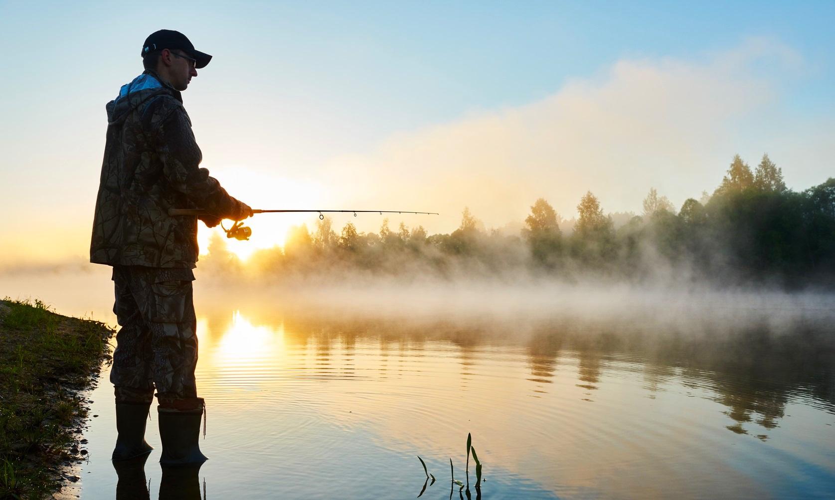 En magisk fiskestund. Foto Hån-Vemdalens fvo