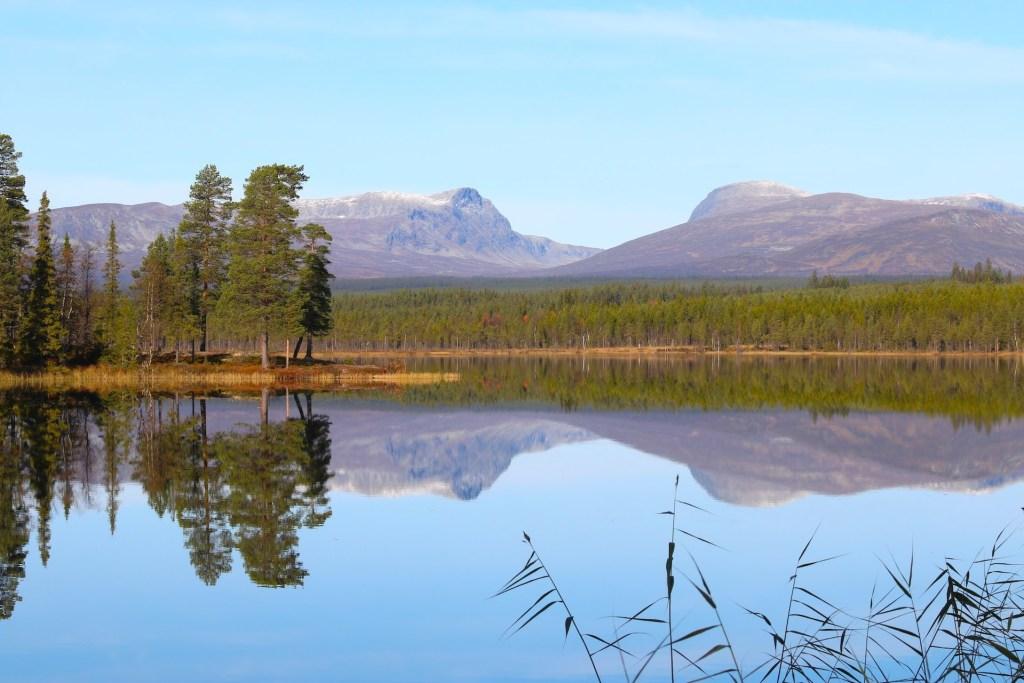 Vackra vyer inom Storsjö fvo. Foto Marlene Åslund