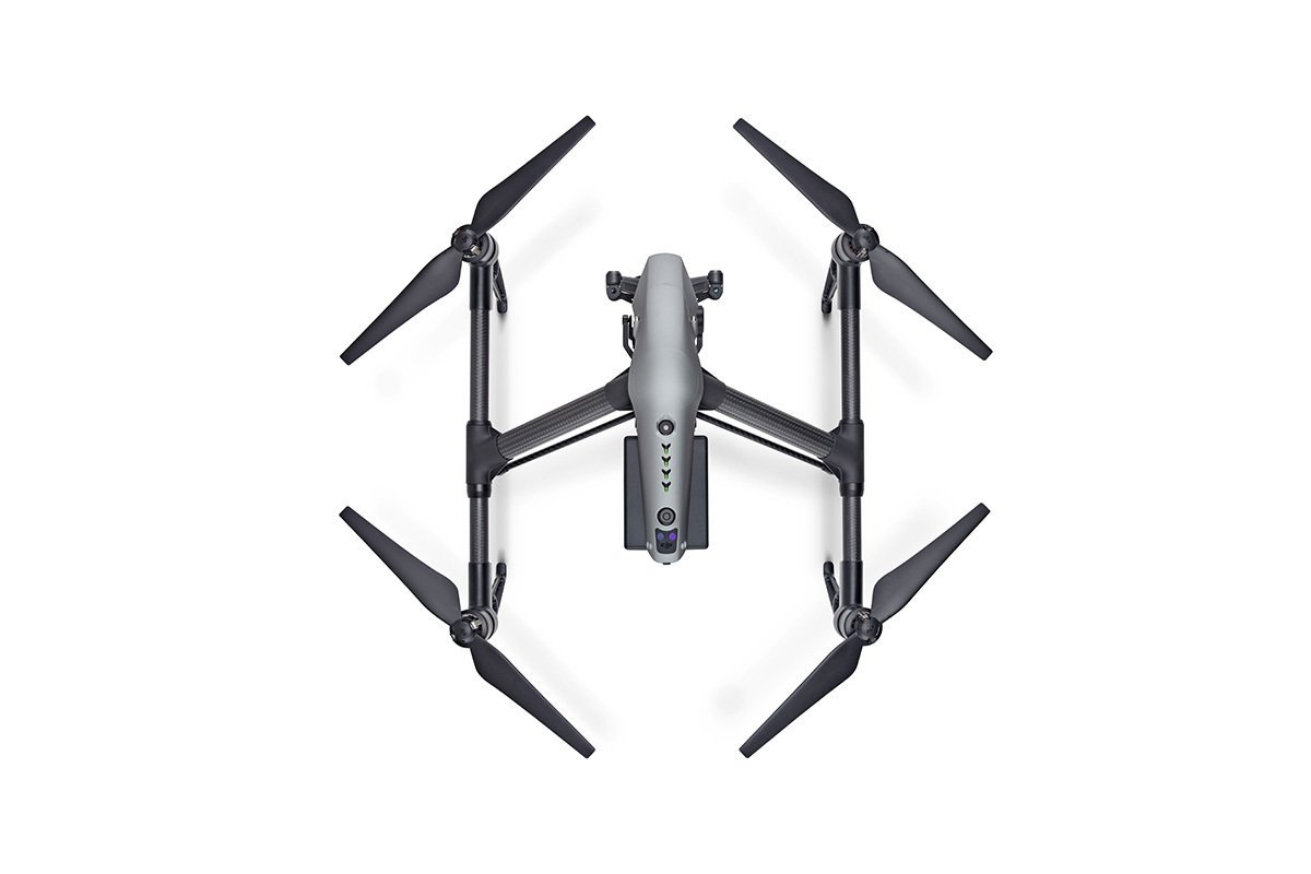 Dji Inspire 2 Un Drone De Reve Haut De Gamme