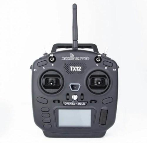 RadioMaster TX12マルチプロトコル
