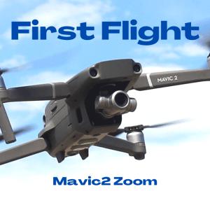 【Mavic2 Zoom】初フライト!初トラブル! アイキャッチ画像