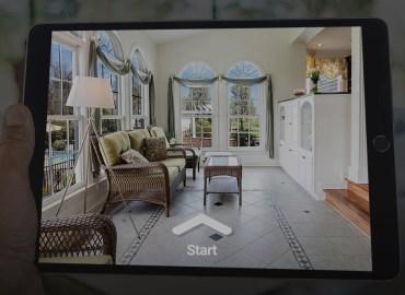 UK Drone Services, 360 ° Virtual Tour