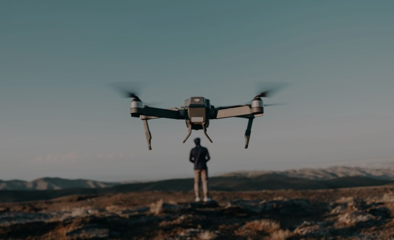 UK Drone Services, Aerial photography