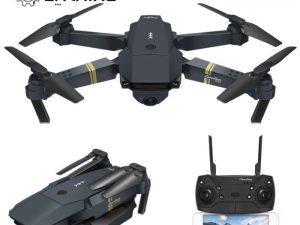 drone-zoom E58 WIFI FPV With Wide Angle HD 1080P Camera Hight Hold Mode Foldable Arm RC Quadcopter Drone X Pro