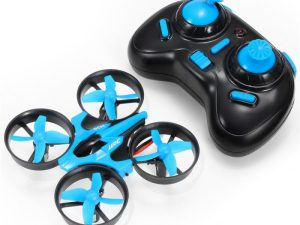 drone-zoom JJRC H36 H36F Mini Quadcopter 2.4G 4CH 6-Axis Speed 3D Flip Headless Mode RC Drone