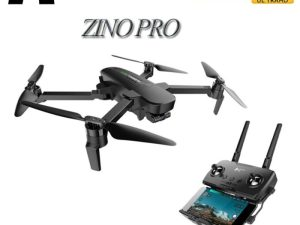drone-zoom Hubsan zino pro