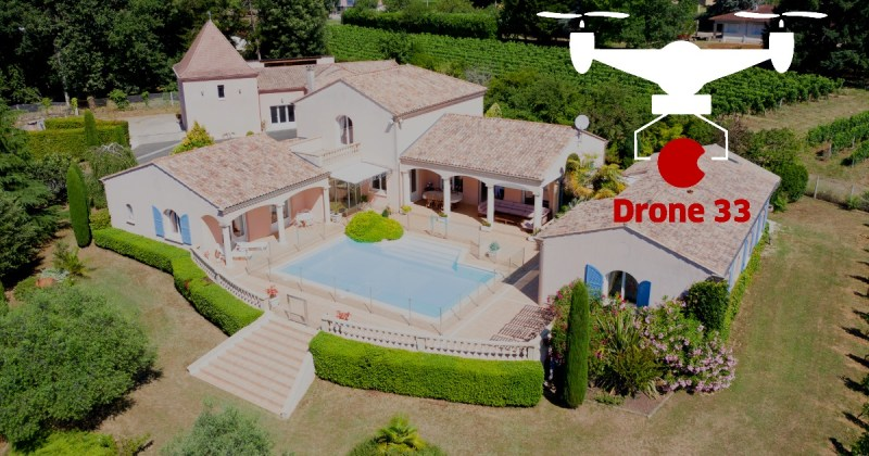 Vidéo Immobilier Architecture Drone 33
