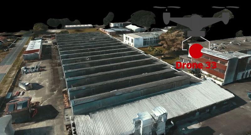 Vidéo Modélisation 3D Drone 33