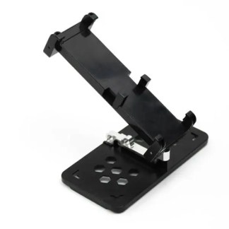 Tablet SmartPhone Holder Plastic Base Front View