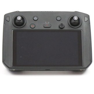 Tempered Glass Screen Protector for DJI Smart Controller Applied with Screen off